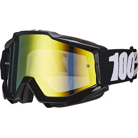 100% Accuri Anti Fog Mirror Goggles svart